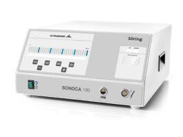 Профессиональный аппарат по раневой обработке и хирургии позвоночника Sonoca 185