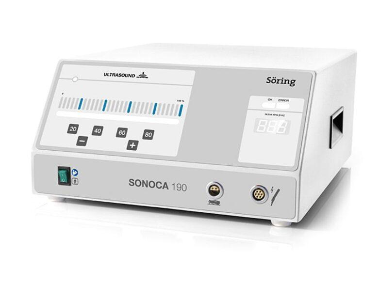Ультразвуковые ножницы Sonoca 190