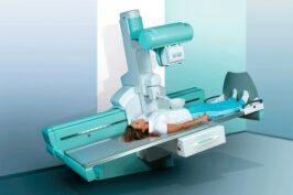 Телеуправляемый рентгеновский аппарат ТелеКоРД-МТ МТЛ