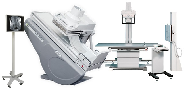 Аппарат рентгеновский диагностический на 3 рабочих места УниКоРД-МТ МТЛ