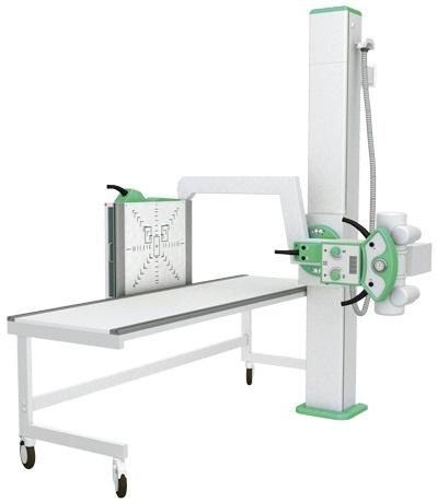Универсальный рентгенографический аппарат УнивеРС-Флюорограф-МТ МТЛ