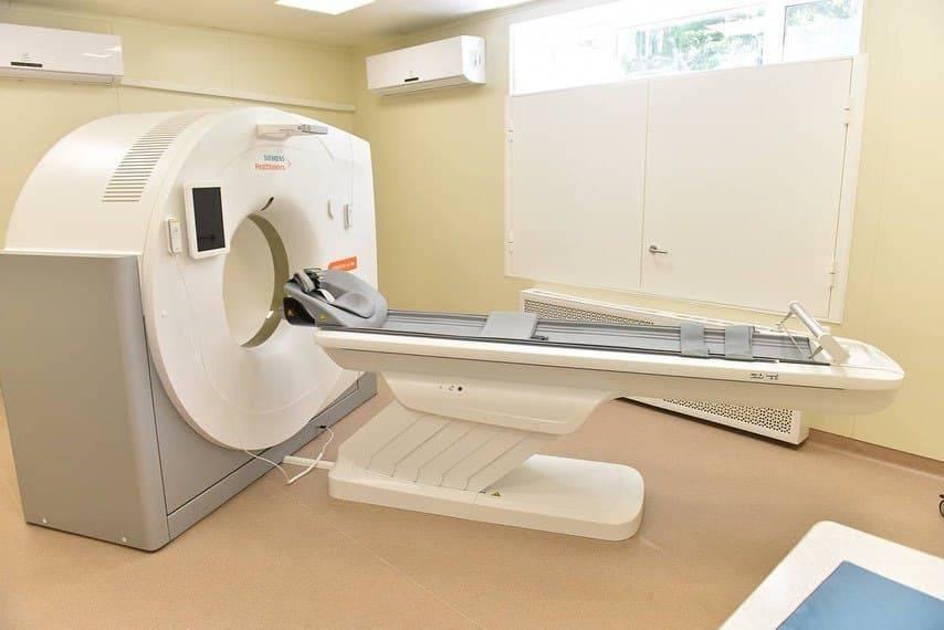 Компьютерный томограф от Aurum Medical